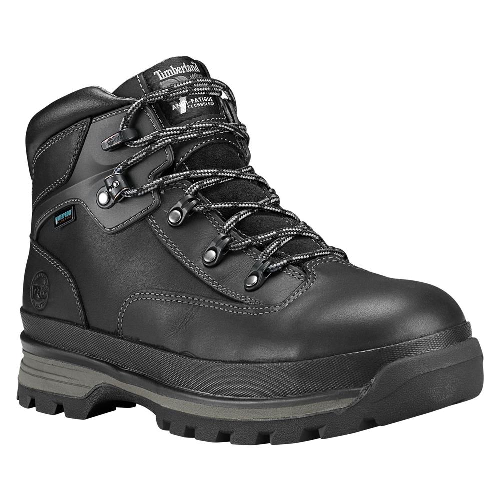 "Timberland Pro Mens Safety Toe 6"" Waterproof Euro Hiker EH TA1HBT"