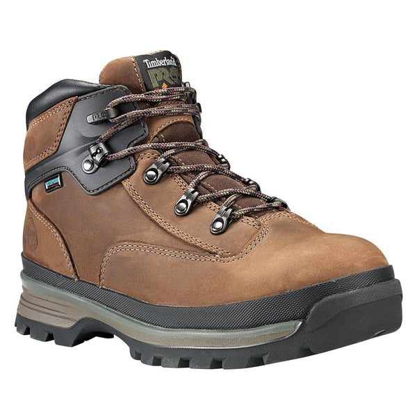 "Timberland Pro Mens Safety Toe 6"" Waterproof Euro Hiker EH TA1HC5"