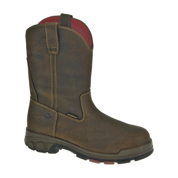 Wolverine Cabor Wellington Waterproof Safety Toe W10318 - www.Safetytoe.com Composite Toe Work Boot - safety toe boots  Safetytoe.com - www.safetytoe.com
