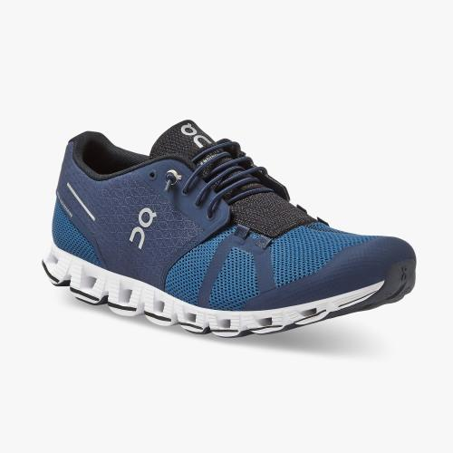On Running (Cloud) Mens Cloud Running Shoe Midnight | IOcean 19.99505 Non Safety