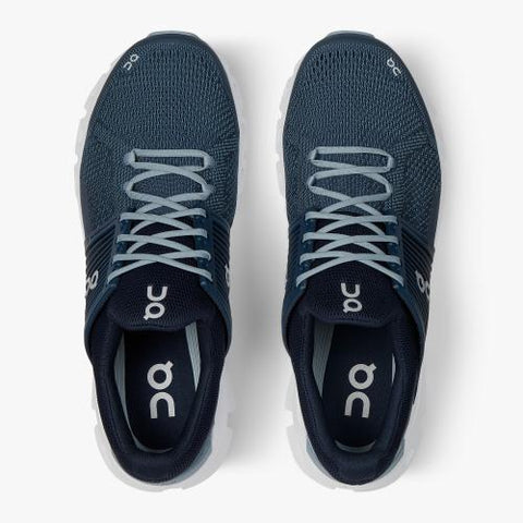On Running (Cloud) Mens Cloudswift Running Shoe Denim | Midnight  31.99943 Non Safety
