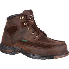 "Georgia Boot  6"" Mens Waterproof Safety Toe Athens Lace Up G7603  EH - www.Safetytoe.com Safety Toe Boots - safety toe boots  Safetytoe.com - www.safetytoe.com"