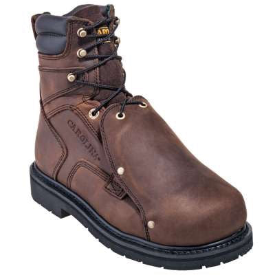 Mens Carolina Kiln Steel Toe Metguard Lace Up CA579 EH