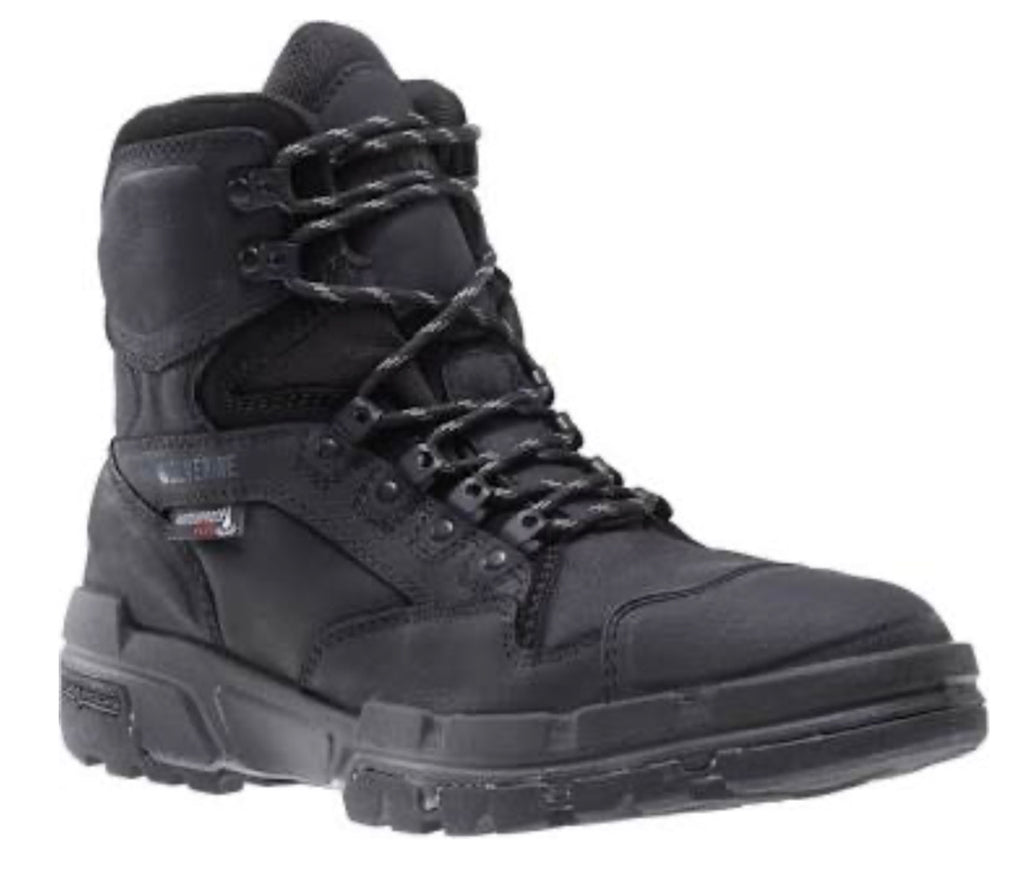 "Wolverine Boot Men's Legend LX Waterproof Carbonmax 6"" Boot in Black EH W10613"