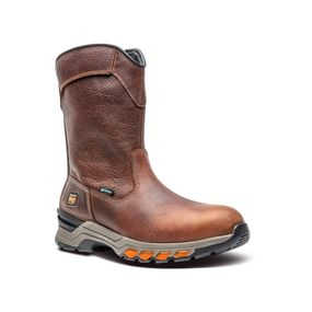 Timberland Pro Mens Hypercharge Wellington Waterproof Comp Toe TA1Z78 EH Safety Toe