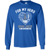 For My Hero! Brain Cancer Awareness Kids Collection