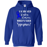 I Survived Colon Cancer! Hoodie