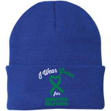 Lymphoma - One Size Fits Most Knit Cap
