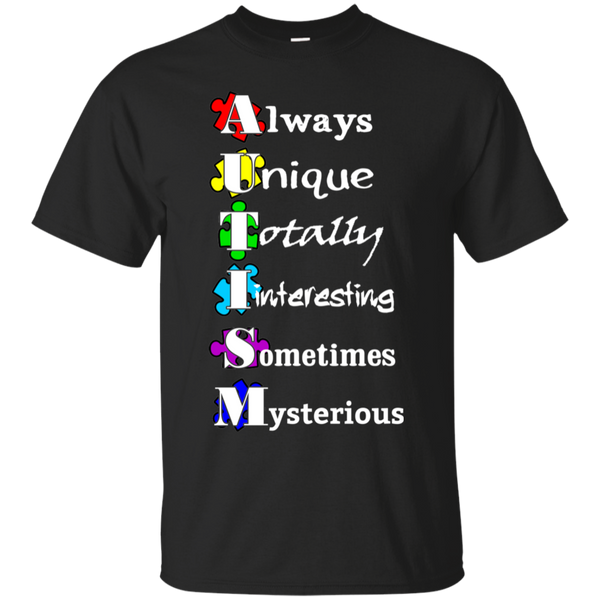 Always Unique... Autism Awareness T-Shirt