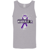 Pancreatic Cancer Warrior! - Unisex Tank Top