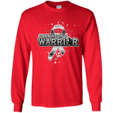 Parkinson's Warrior Kids Long Sleeve Shirt