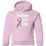 Acceptance is the Cure - Kids Hoodie