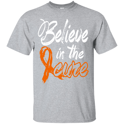 Believe in the cure - MS Awareness T-Shirt
