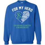 For My Hero... Long Sleeved T-Shirt & Crewneck