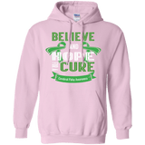 Believe and Hope for a Cure Hoodie