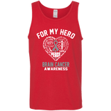 For My Hero... Unisex Tank Top