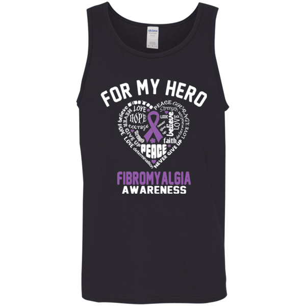 For My Hero... Tank Top