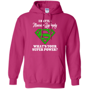 I Battle Muscular Dystrophy    Hoodie