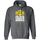 I Wear Gold for Childhood Cancer Awareness! Hoodie