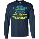 The difference between Ordinary & Extra-Ordinary... Long Sleeved & Sweater