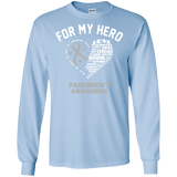 For My Hero... Long Sleeve T-Shirt & Crewneck