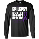 I Might Have Epilepsy... Long Sleeved & Sweater