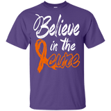 Believe in the Cure - MS Awareness Kids t-shirt