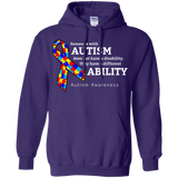 Different ability! Autism Awareness Hoodie