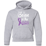 Believe in the cure - Kids Hoodie