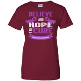 Believe & Hope for a Cure... T-Shirt