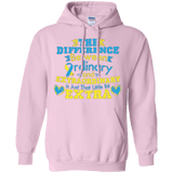 The difference between Ordinary & Extra-Ordinary... Hoodie