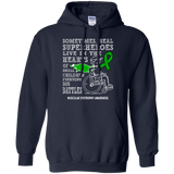 Real Superheroes! Muscular Dystrophy Awareness Hoodie