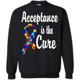 Acceptance is the Cure - Autism Awareness Long Sleeve Collection