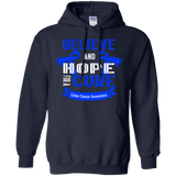 Believe and Hope for a Cure... Hoodie