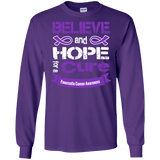 Believe & Hope for a Cure... Long Sleeved Collection