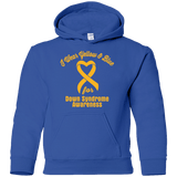 I Wear Yellow & Blue for Down Syndrome Awareness... Kids Collection