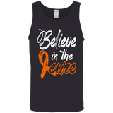 Believe in the Cure - MS Awareness Unisex Tank Top