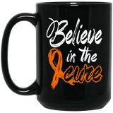 Believe in the Cure - MS Awareness Mug