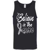 Believe in the cure - Unisex Tank Top