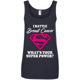 I Battle Breast Cancer! Tank Top
