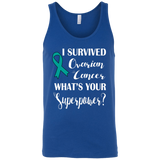 I Survived Ovarian Cancer! Tank Top