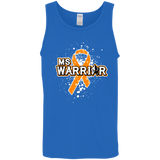 MS Warrior! - Unisex Tank Top