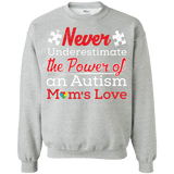 Never Underestimate! Autism Awareness Long Sleeve Collection