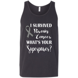 I Survived Brain Cancer! Tank Top