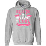 Believe & Hope Breast Cancer Awareness Hoodie