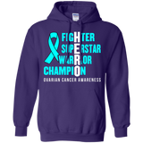 HERO! Ovarian Cancer Awareness Hoodie