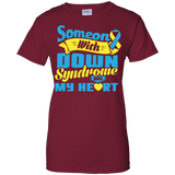 Someone with DS has my Heart...T-Shirt
