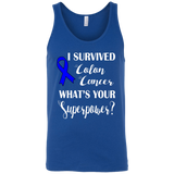 I Survived Colon Cancer! Tank Top