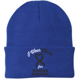 Melanoma - One Size Fits Most Knit Cap
