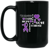 Hope Faith Love... Mug